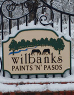 Welcome to Wilbanks Paints and Pasos